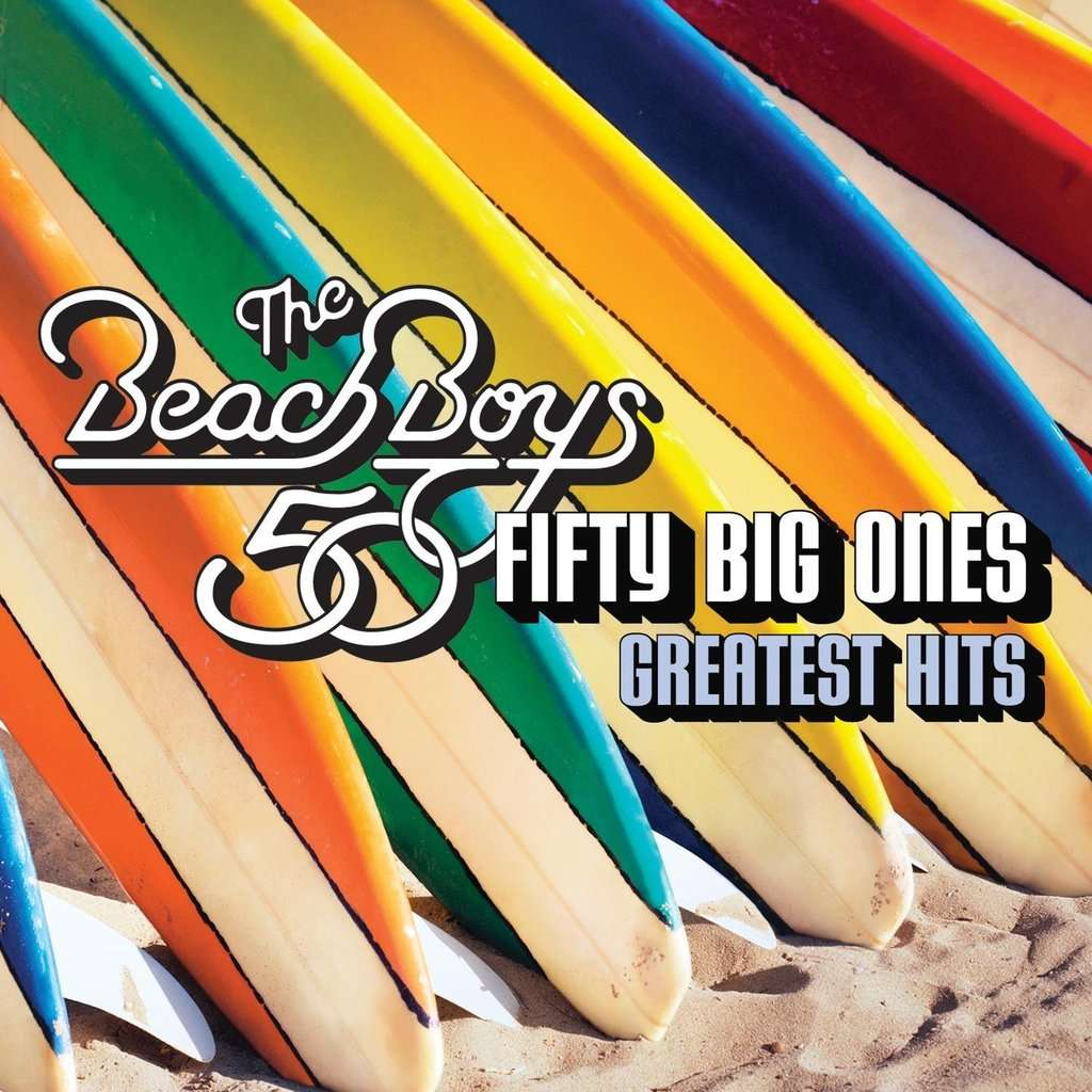 Fifty Big Ones - Greatest Hits cover