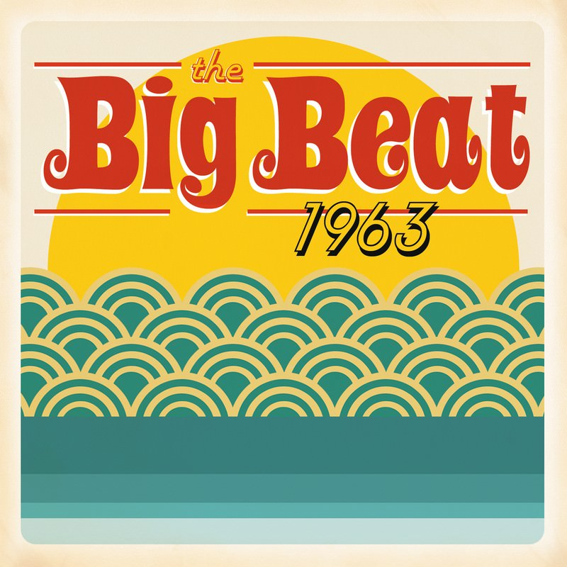 The Big Beat 1963 cover