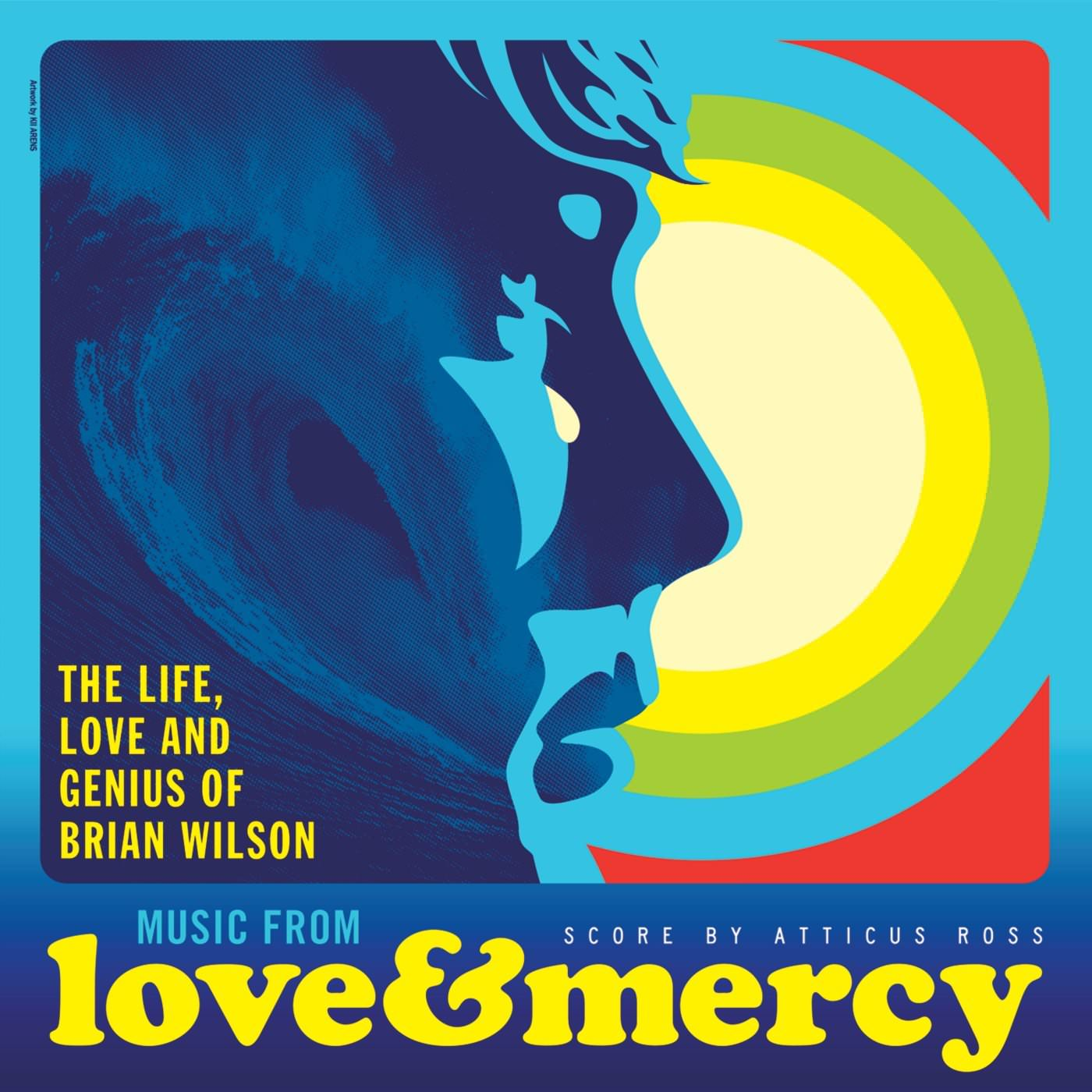 Music From Love & Mercy cover