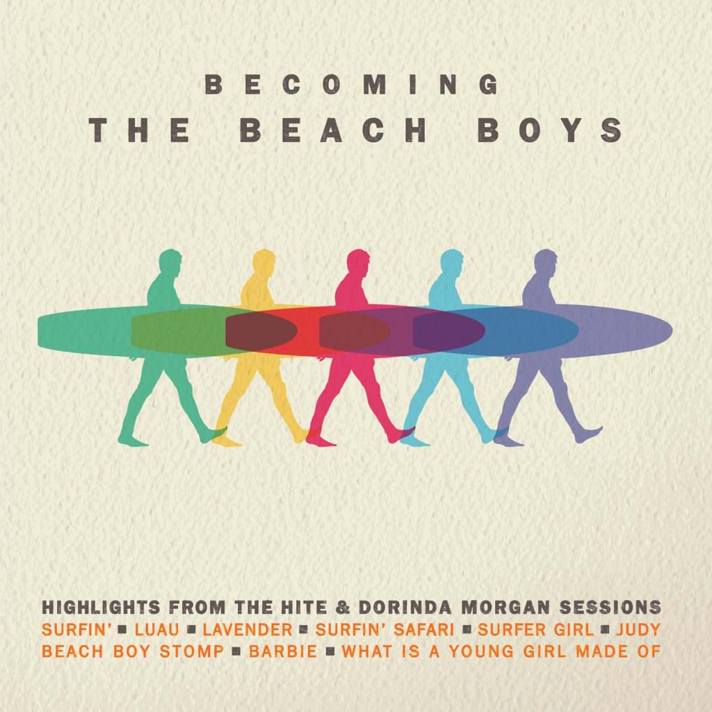 Becoming The Beach Boys cover