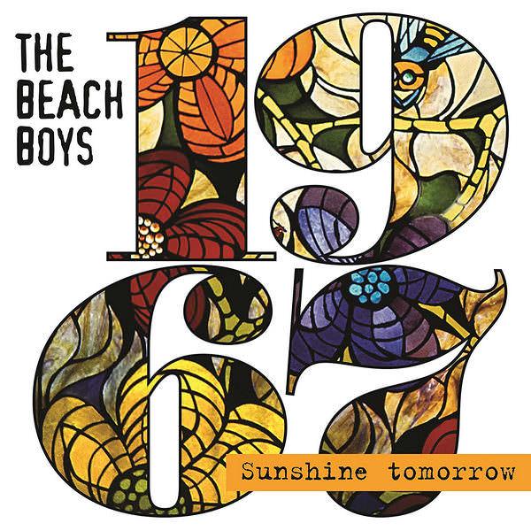 1967 - Sunshine Tomorrow cover