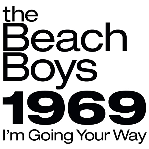 The Beach Boys 1969 cover
