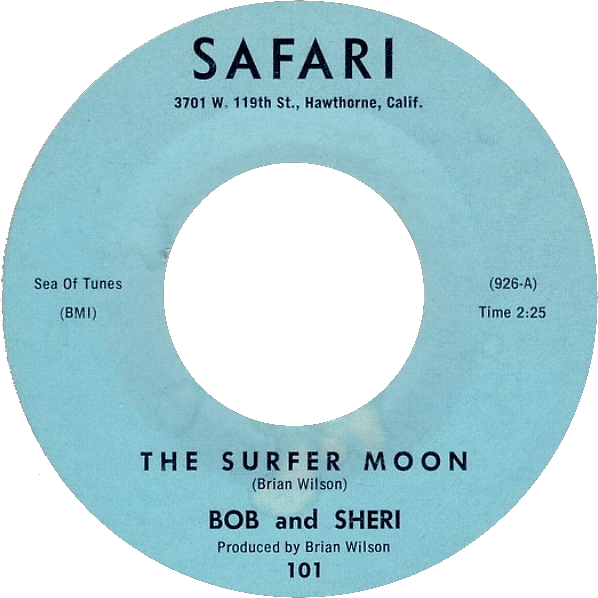The Surfer Moon/Humpty Dumpty cover