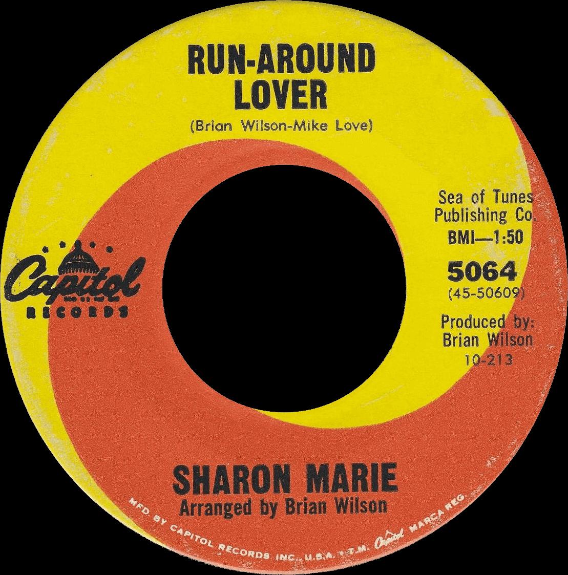 Run-Around Lover/Summertime cover