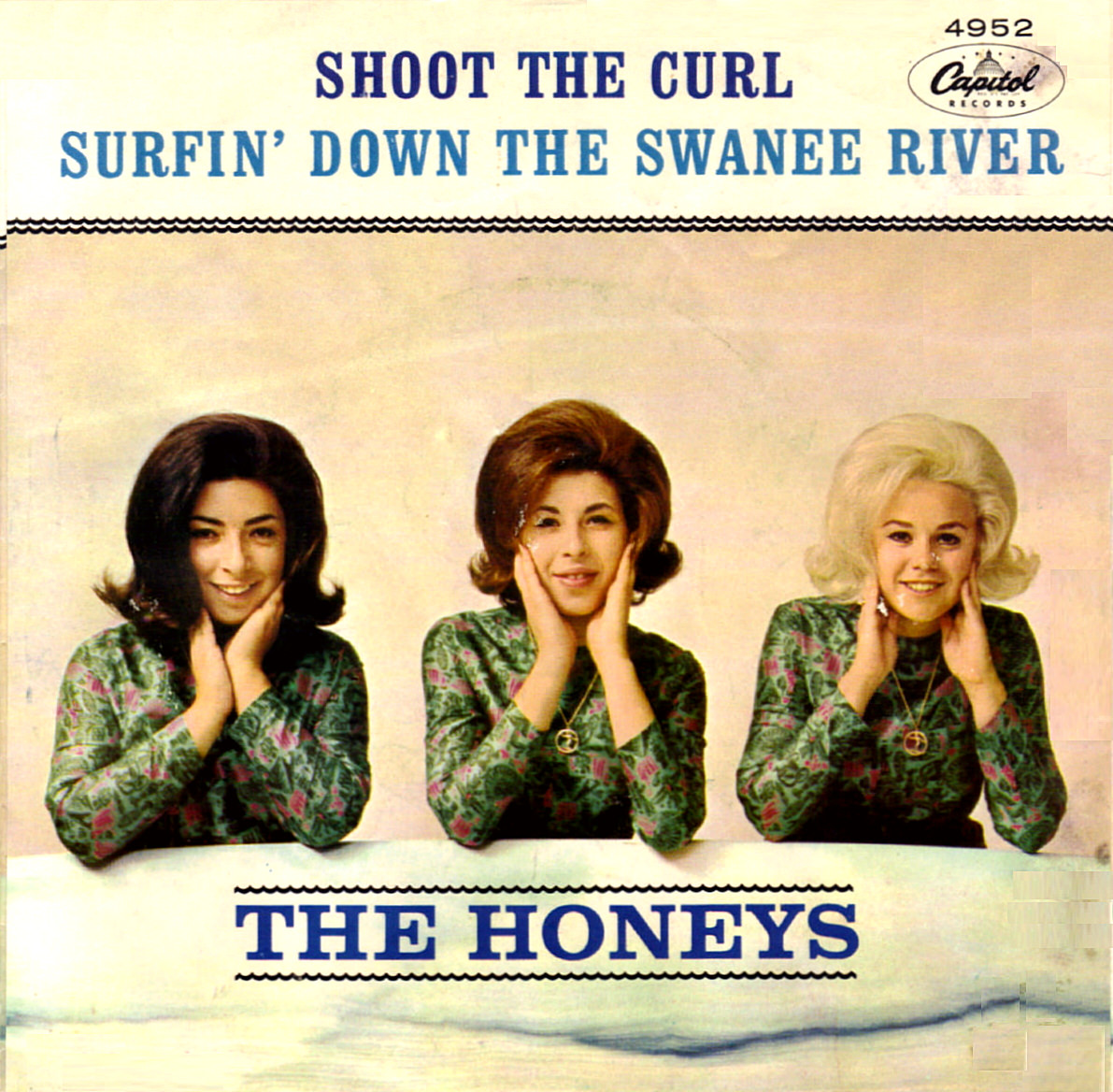 Shoot The Curl/Surfin' Down The Swanee River cover