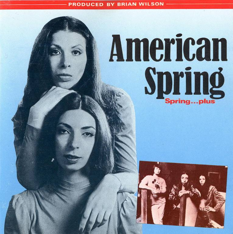American Spring: Spring...Plus cover