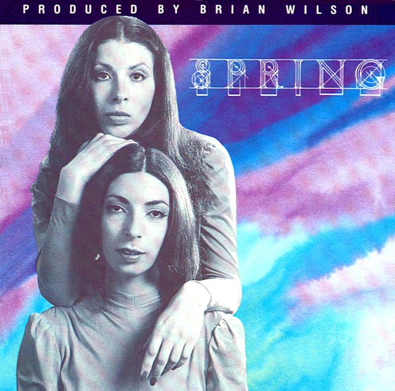 Spring: Spring cover