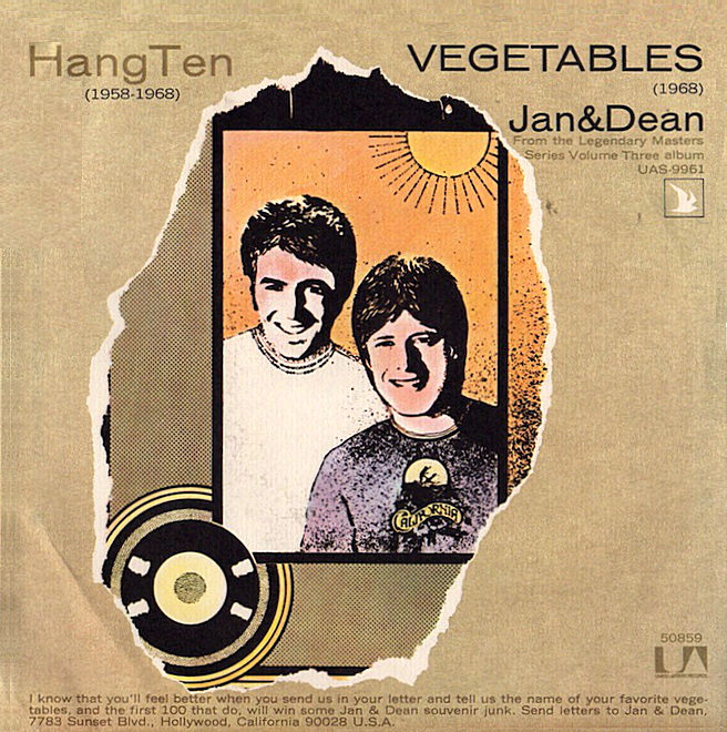 Vegetables cover