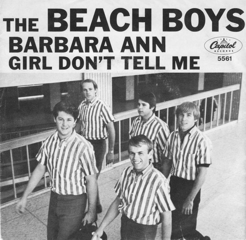 Barbara Ann cover