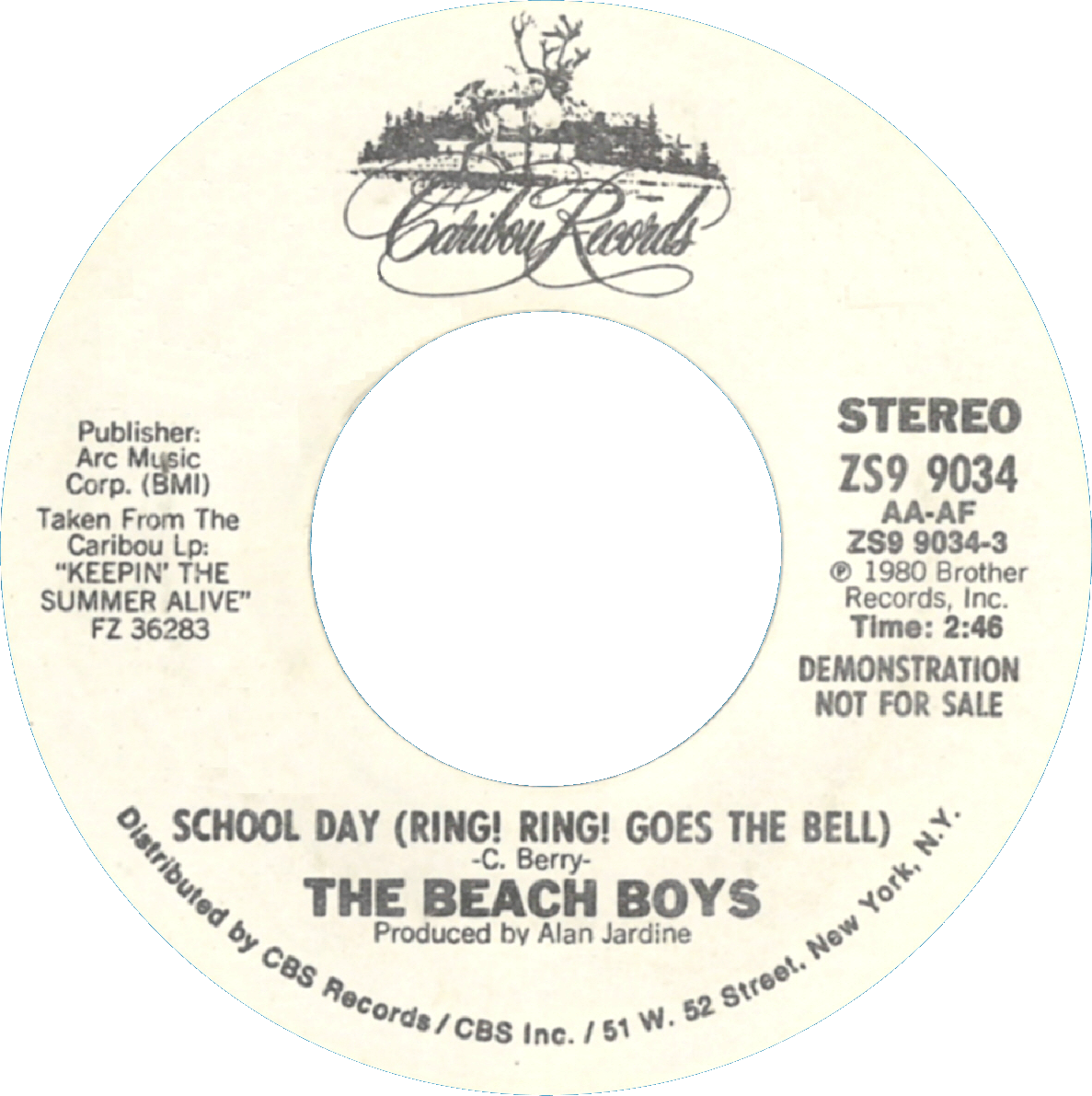School Day cover