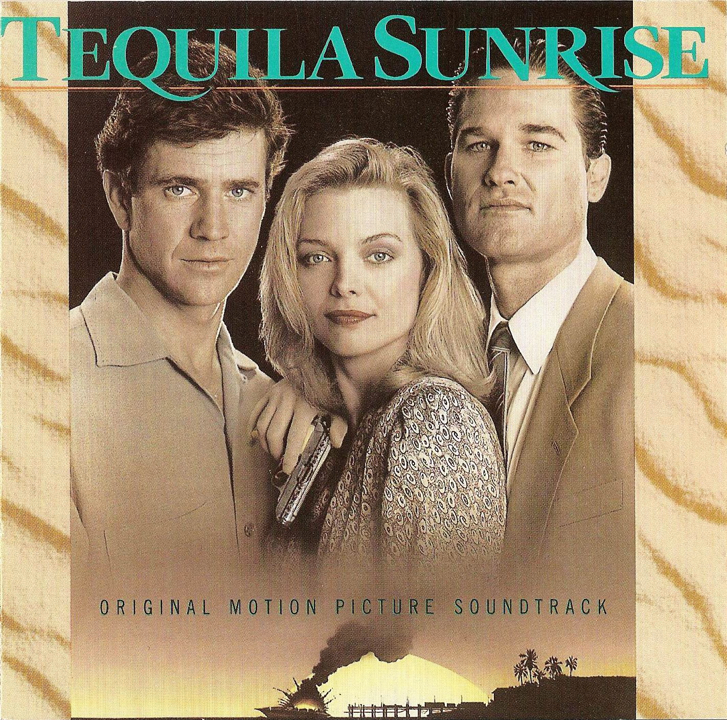 Tequila Sunrise Soundtrack cover