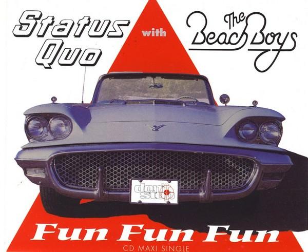 Fun, Fun, Fun cover