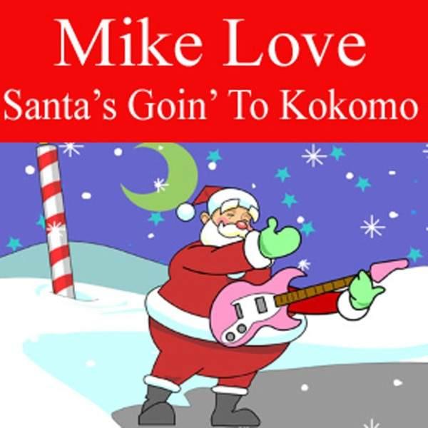 Santa's Goin' To Kokomo cover