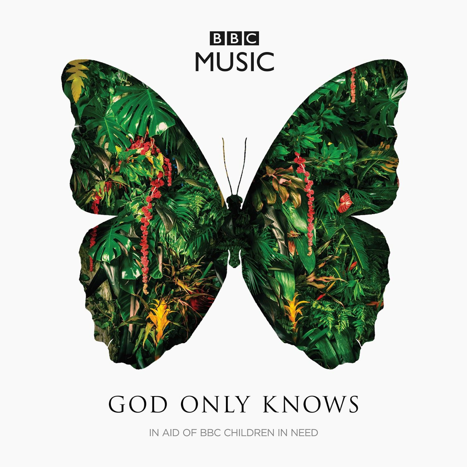 God Only Knows/God Only Knows (Instrumental) cover