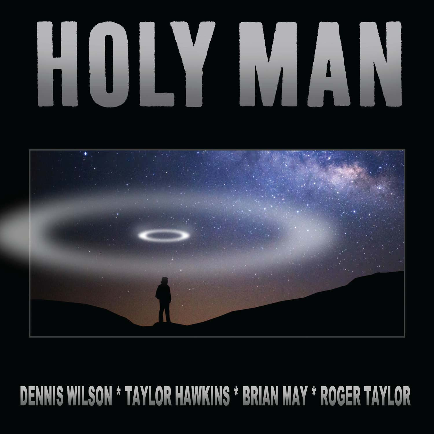 Holy Man cover