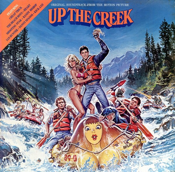Up The Creek cover