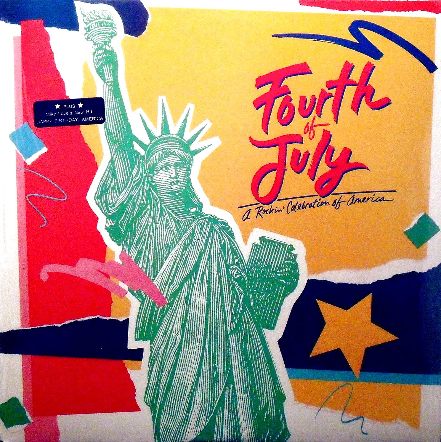 Fourth Of July cover