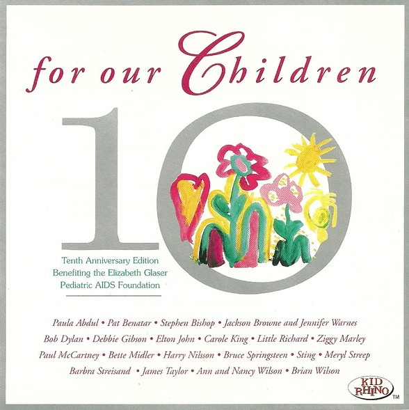 For Our Children: 10th Anniversary Edition cover