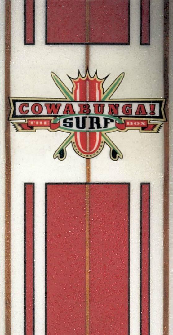 Cowabunga!: The Surf Box cover