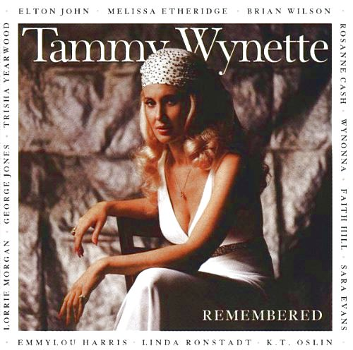 Tammy Wynette Remembered cover