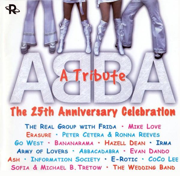 ABBA - A Tribute cover