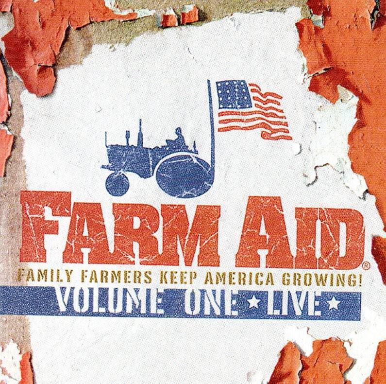 Farm Aid cover