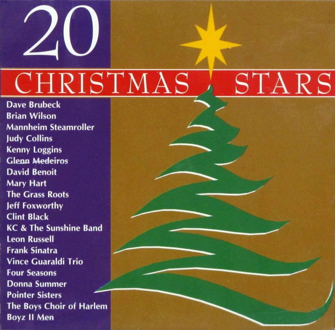 20 Christmas Stars III cover