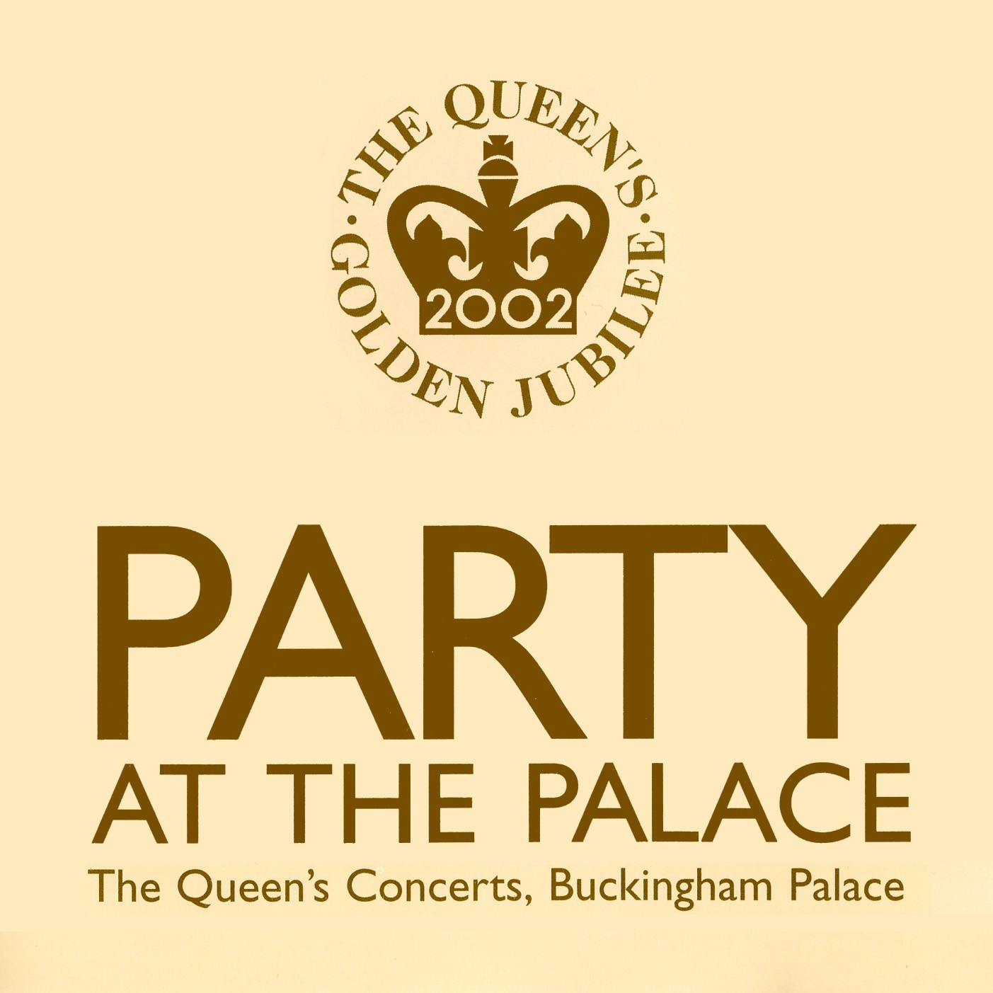 Party At The Palace cover