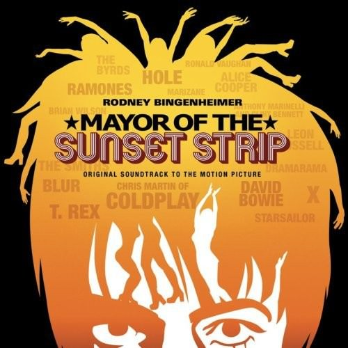 Mayor Of The Sunset Strip cover