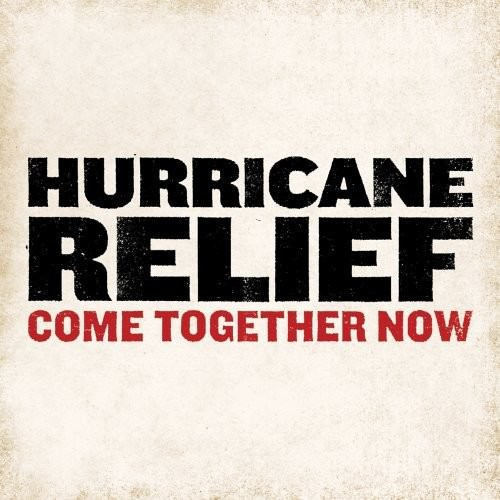 Hurricane Relief cover