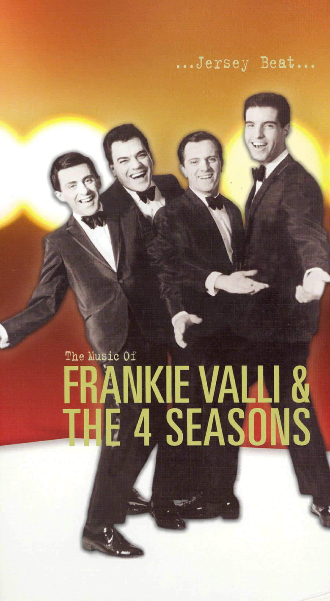 Jersey Beat: The Music Of Frankie Valli & The Four Seasons cover