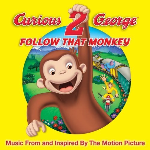 Curious George 2 cover