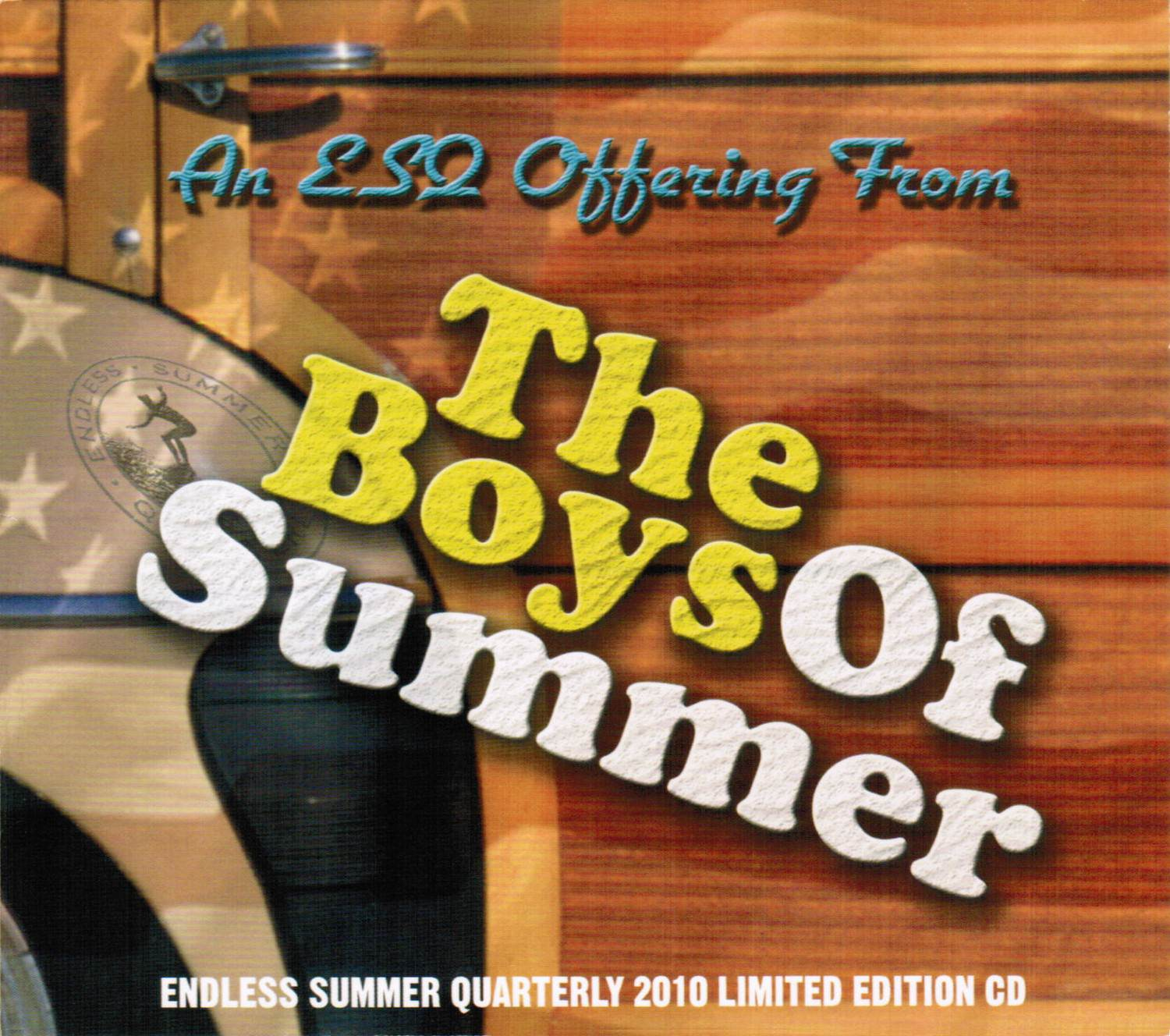 The Boys Of Summer cover