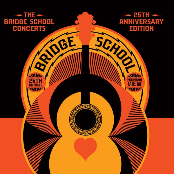 The Bridge School Concerts cover