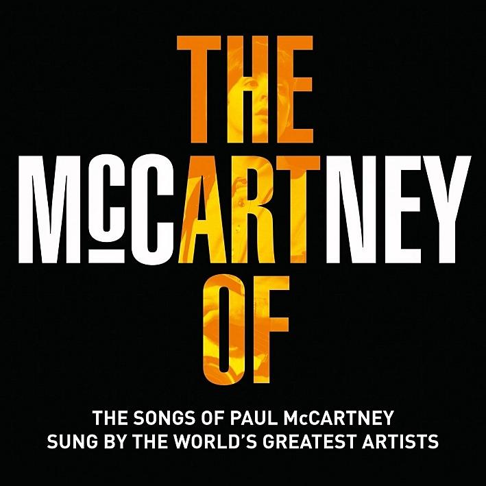 The Art of McCartney cover