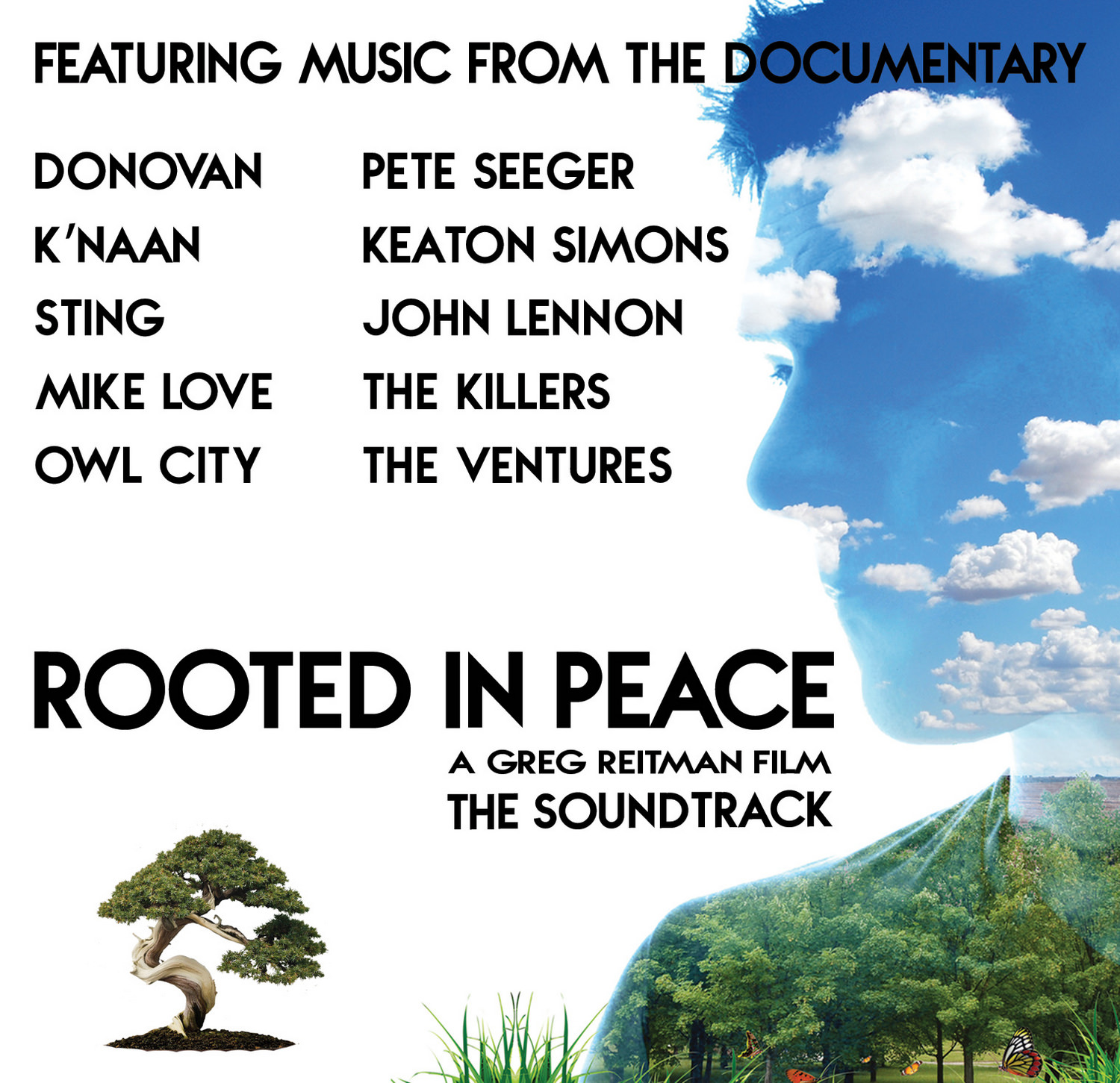 Rooted In Peace cover