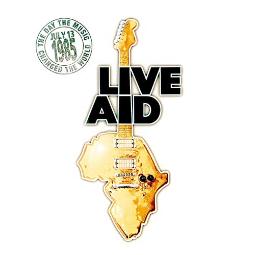 Live Aid cover