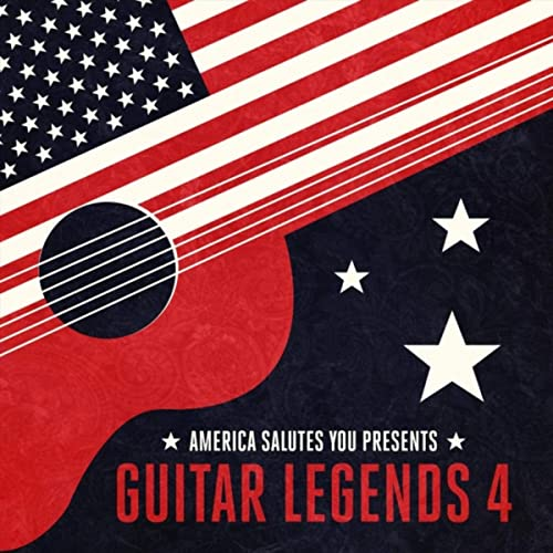 America Salutes You Presents cover