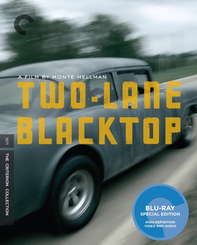Two-Lane Blacktop cover