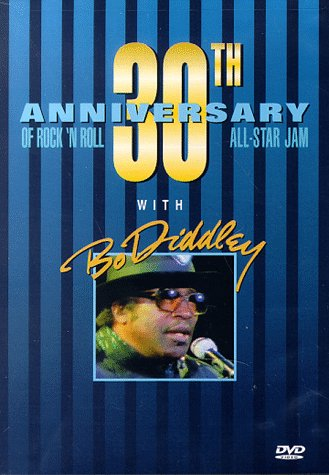 30th Anniversary of Rock 'N Roll All-Star Jam with Bo Diddley cover