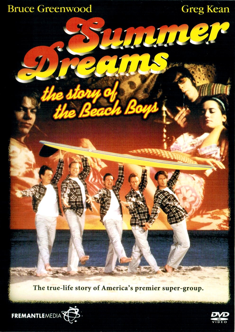 Summer Dreams: The Story Of The Beach Boys cover