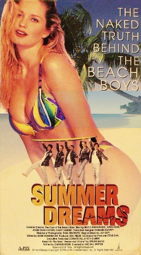 Summer Dreams: The Naked Truth Behind The Beach Boys cover