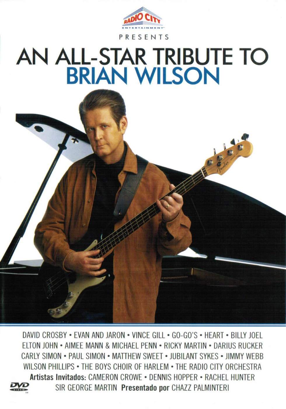 An All-Star Tribute To Brian Wilson cover