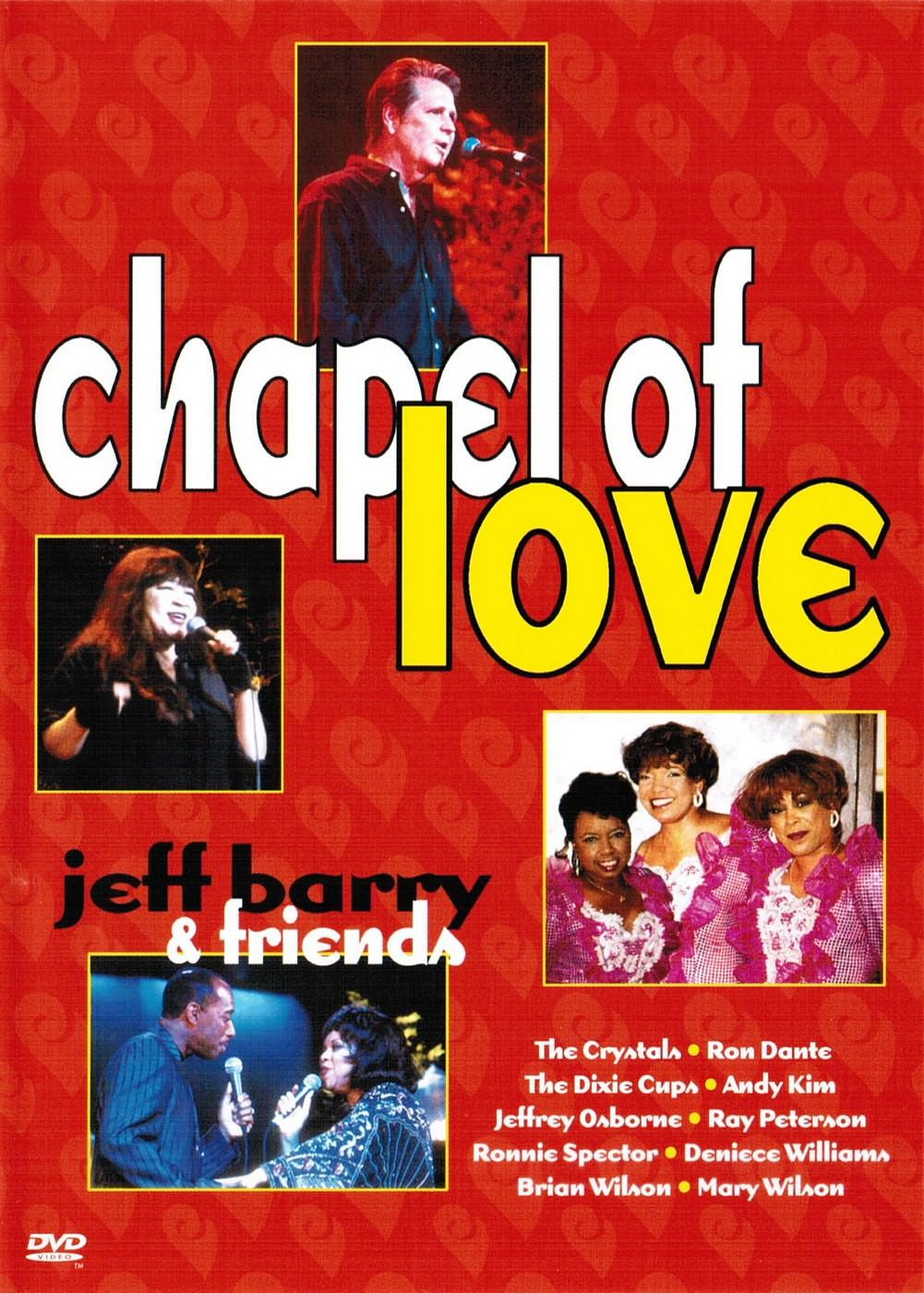 Chapel Of Love cover