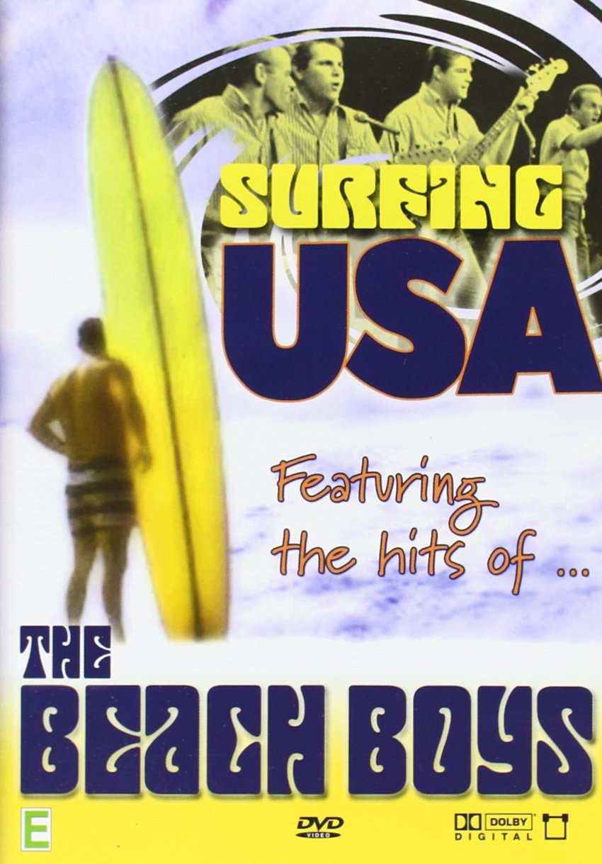 Surfing USA cover