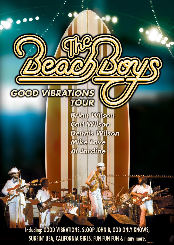Good Vibrations Tour cover