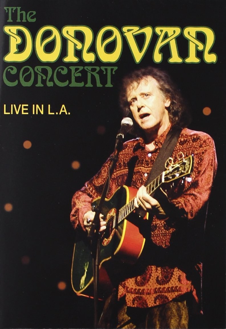 The Donovan Concert cover