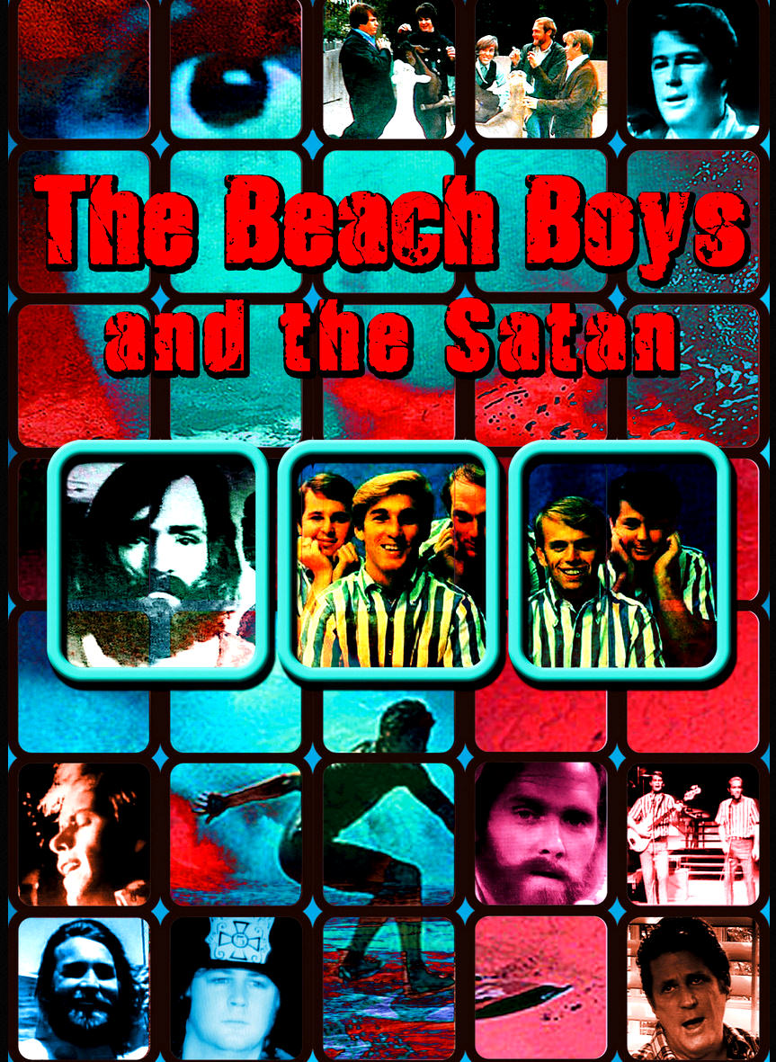 The Beach Boys And The Satan cover