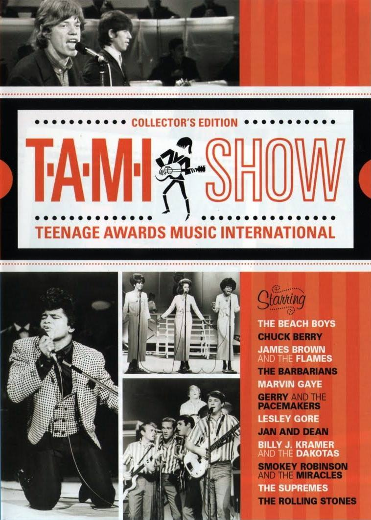 T.A.M.I. Show cover