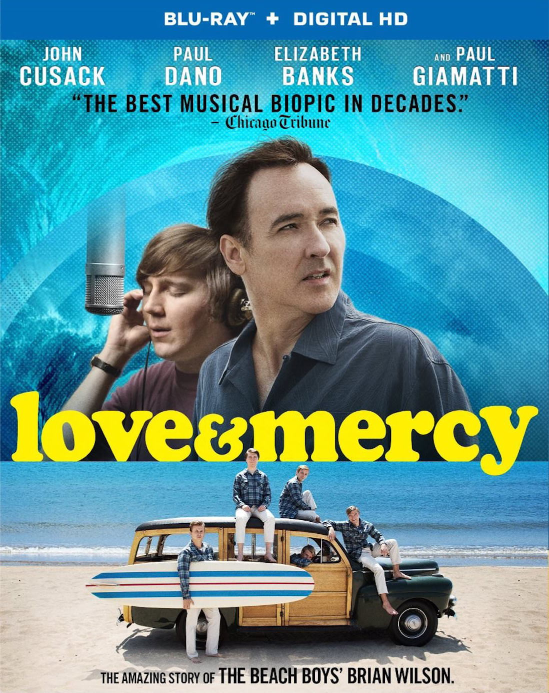 Love & Mercy: The Amazing Story of The Beach Boys' Brian Wilson cover